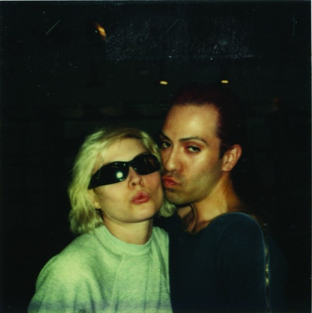 Debbie Harry and performer Joey Arias
